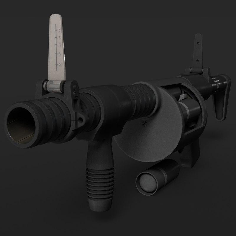 Arwen 37 Grenade Launcher