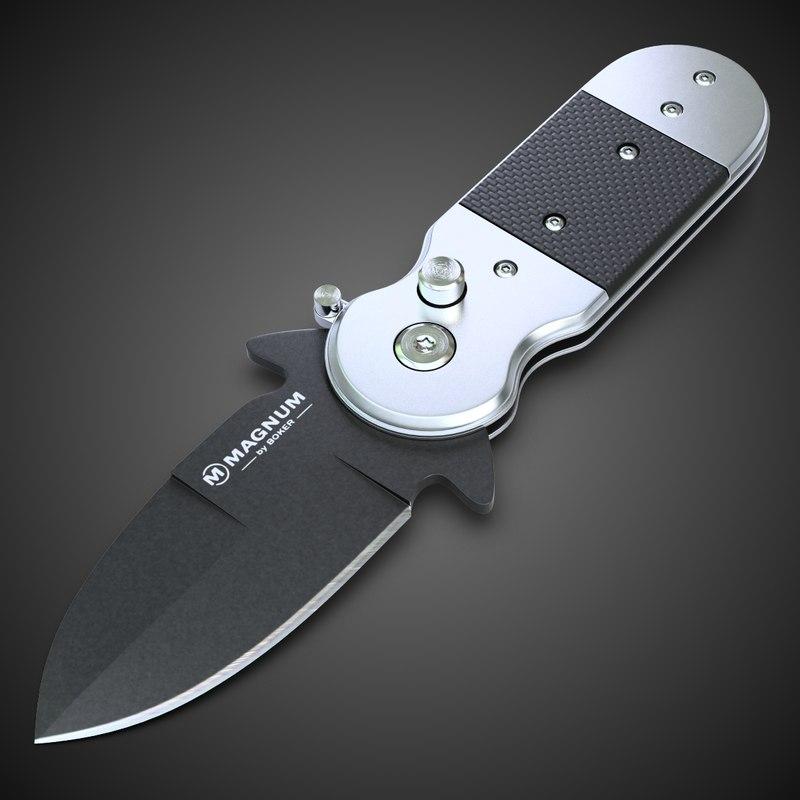 Magnum Knife 1