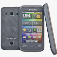 Samsung Galaxy XCover 3D models