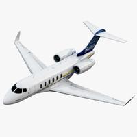 business jet 3D models