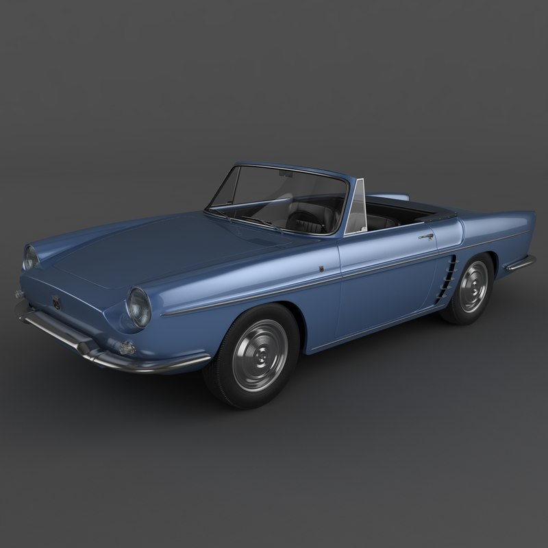 Renault Caravelle 1961