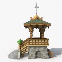 Gazebo 3D models