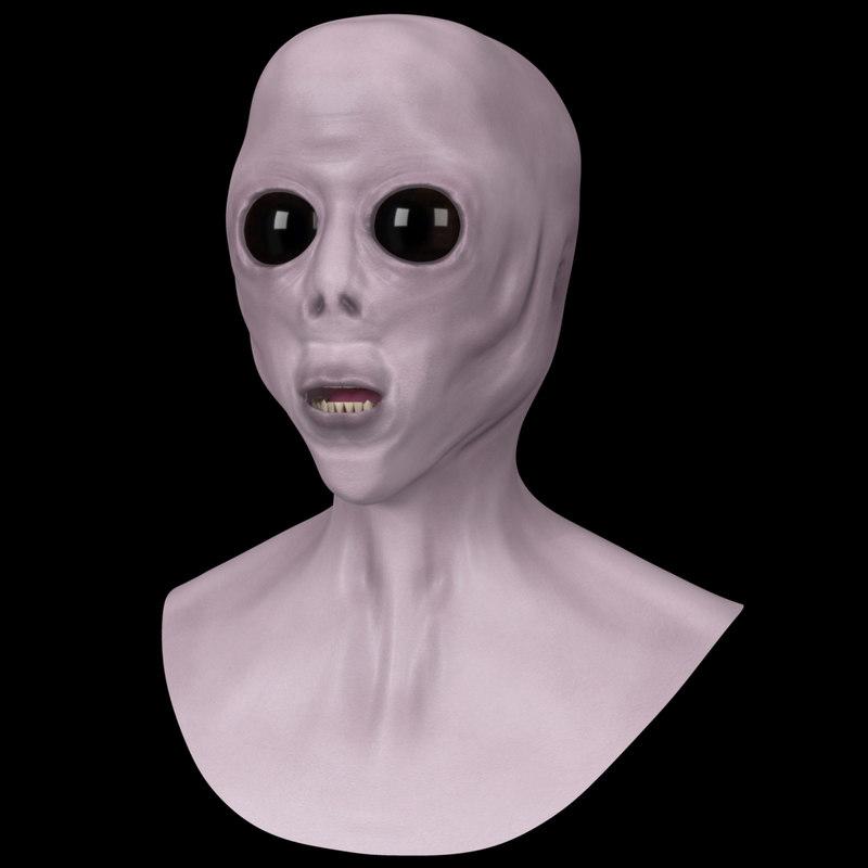 Extraterrestrial Bust