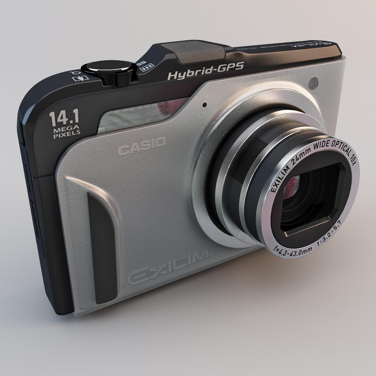 Digital Camera Casio Exilim Ex-h20g