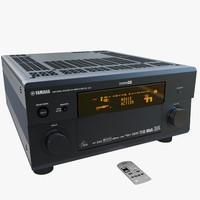 receiver 3D models