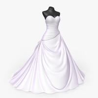 dress 3D models