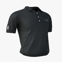 polo shirt 3D models