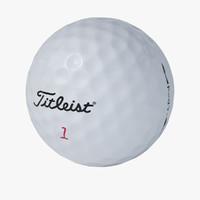 golf ball 3D models