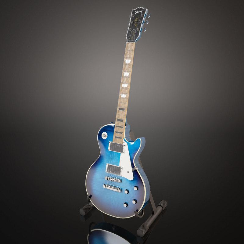 Gibson Les Paul Manhattan Midnight