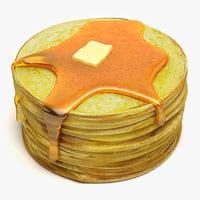 Breakfast Food 3D models