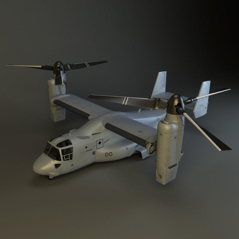 US Marines MV-22 Osprey