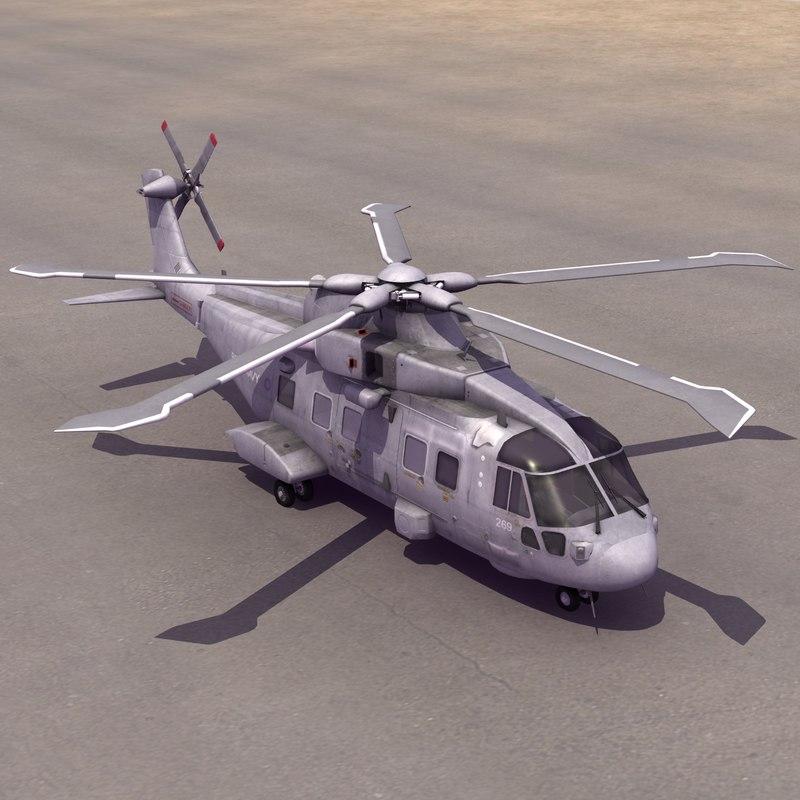 Royal Navy Merlin HM1