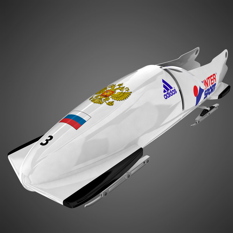 Bobsled of 20 Countries