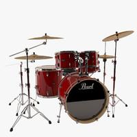 Percussion 3D models
