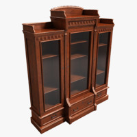 bookcase 3d models