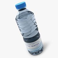 Water Bottle 3D models