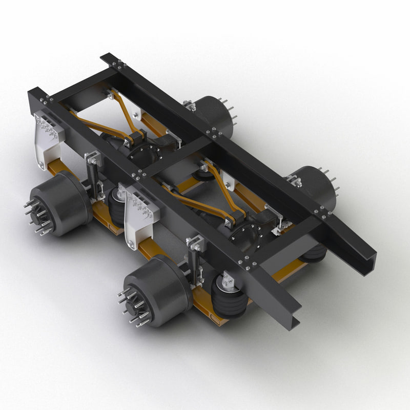 Truck 2 Axle Chassis