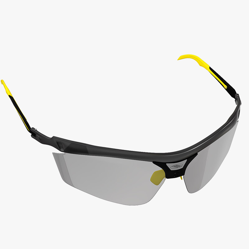 Speed Skating Glasses