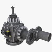 Pressure Relief Valve 3D models