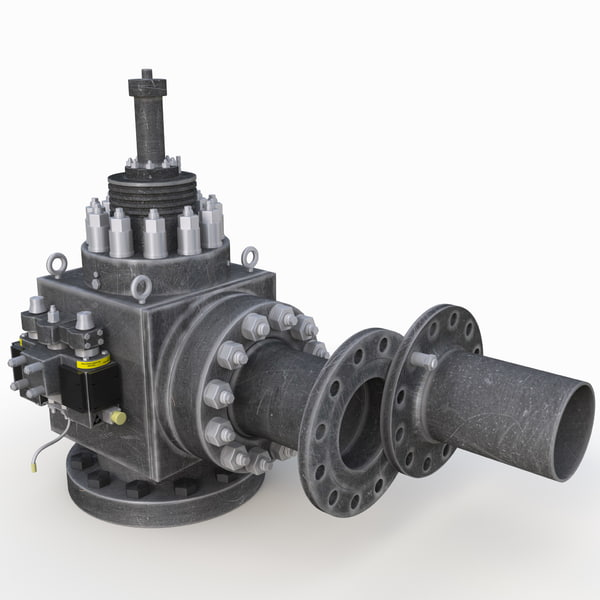Integrated Single Safety Relief Valve 3D Models