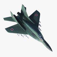 MiG-29M 3D models