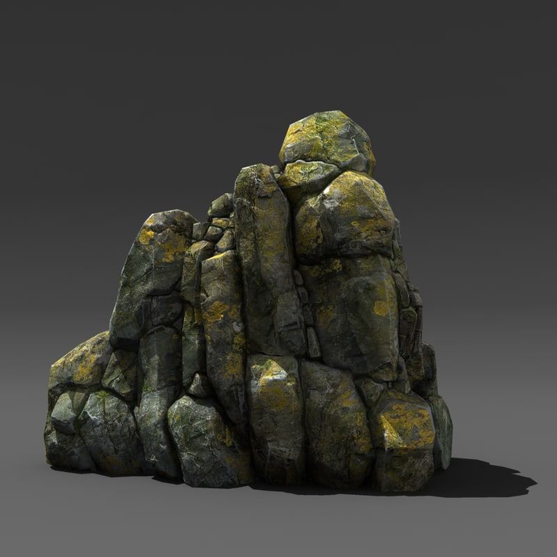 Rocky Formation 2