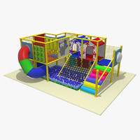 playground 3D models