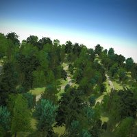 forest 3D models