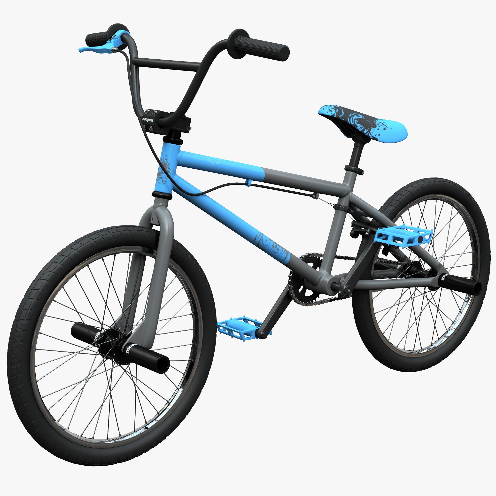 Mountain Bike BMX Mongoose Blue_1.jpg