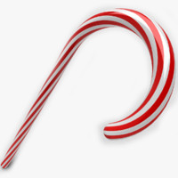 peppermint candy 3D models