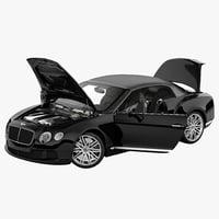 Continental 3D models