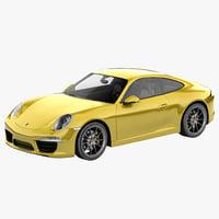 carrera 3D models