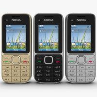 Nokia C2-01 3D models