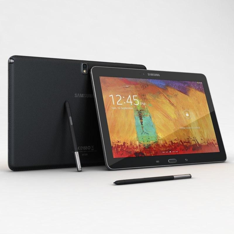 Samsung Galaxy Note 10.1 (2014 Edition) Black
