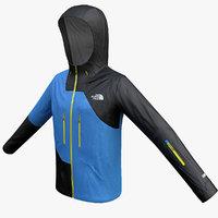 men's jacket 3D models