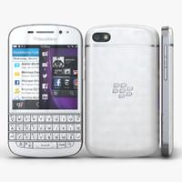 BlackBerry Q10 3D models