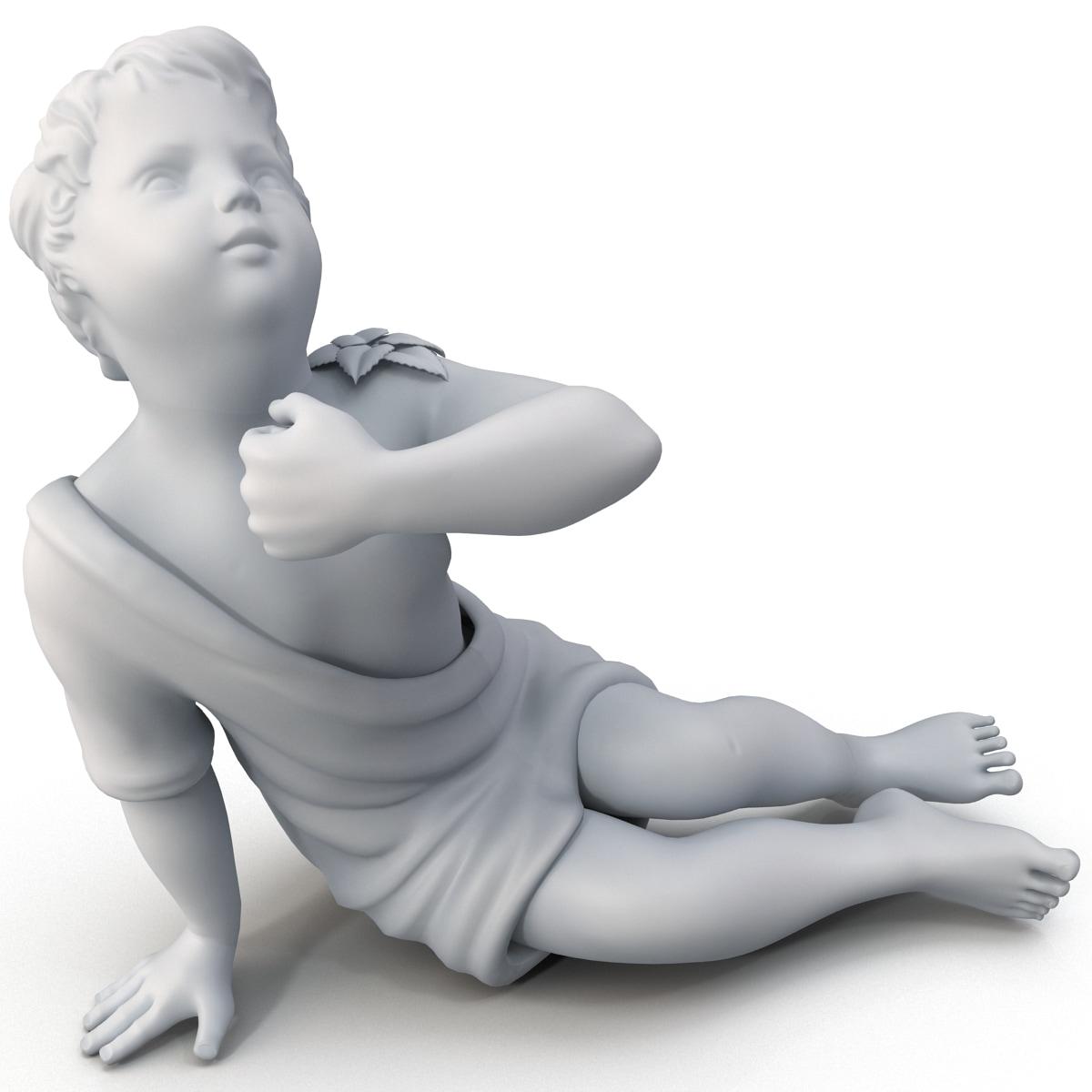 Statuette 12