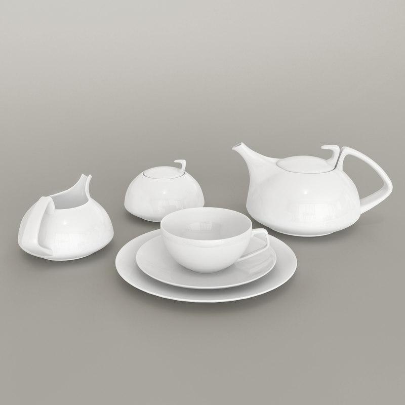 TAC Tea Service