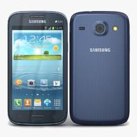 Samsung Galaxy Core I8260 3D models