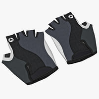 racing gloves 3D models