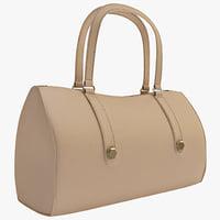 Handbag 3D models