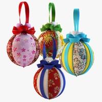 ornament 3d models