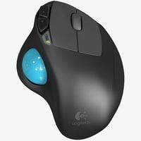 computer mouse 3d models