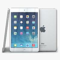 Apple iPad Mini 2 3D models