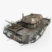outpost 3D models