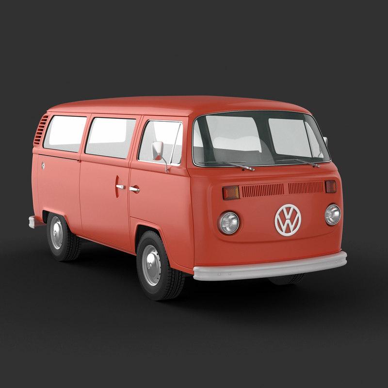 VW T2 Minibus
