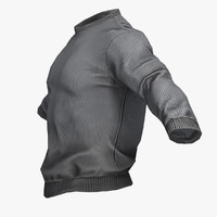 polo clothing 3D models