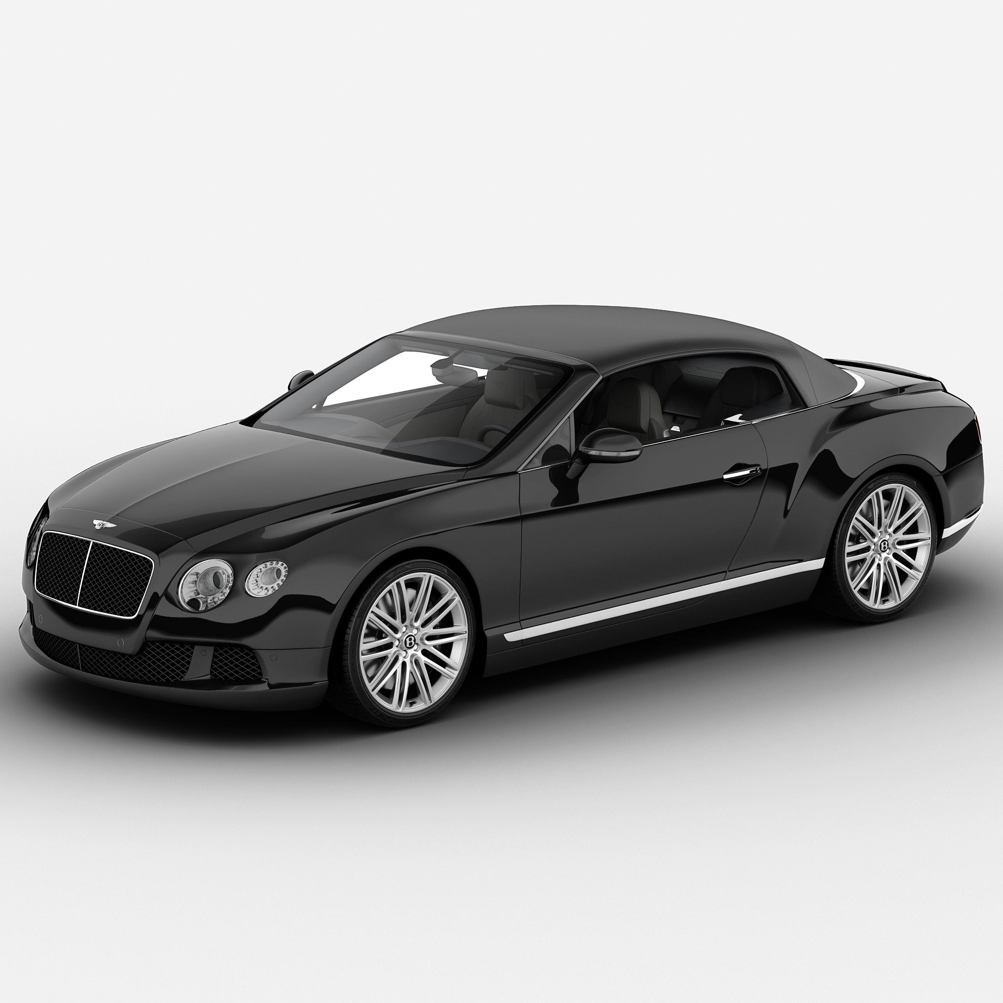 Max Bentley Continental Gt 2014