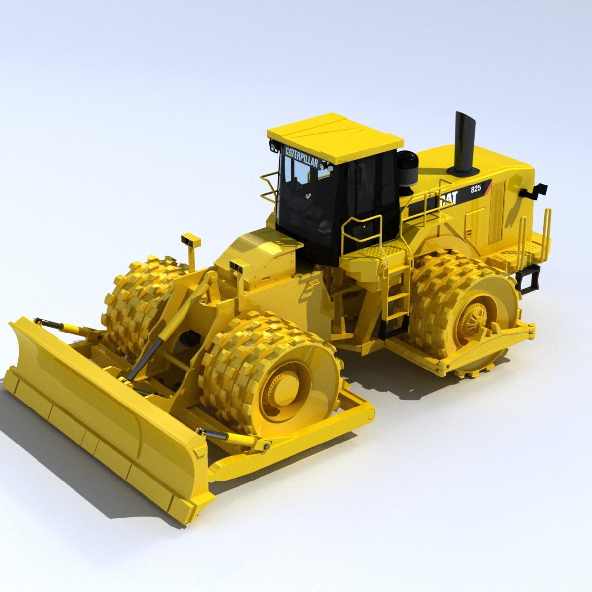 3d model 825h 825 soil for Soil 3d model