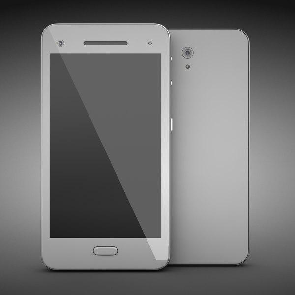 Smart Phone 3D Models